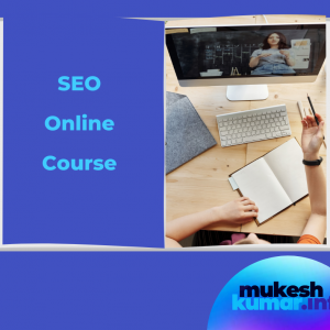 SEO Online Training Course